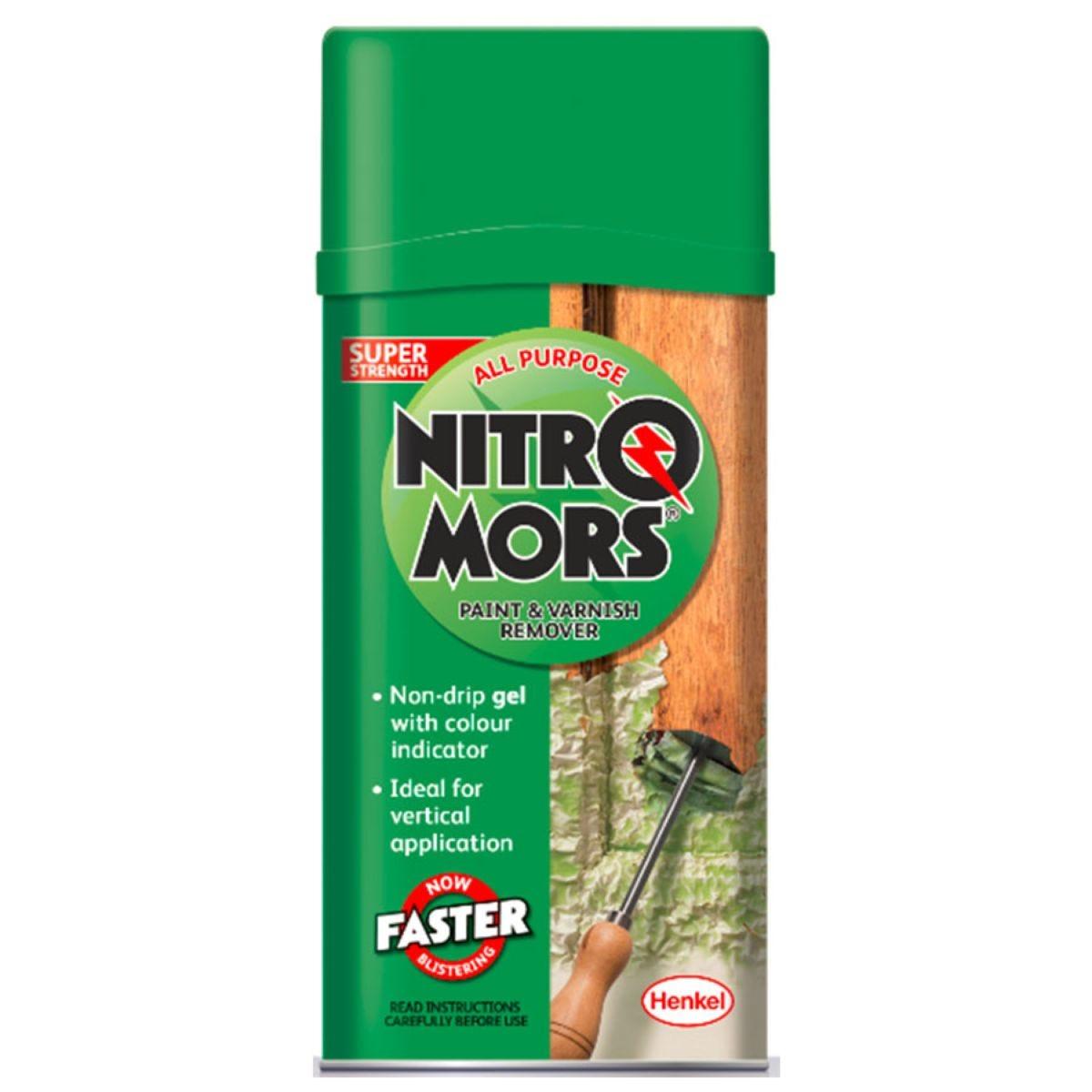 Nitromors Paint & Varnish Remover 750ml