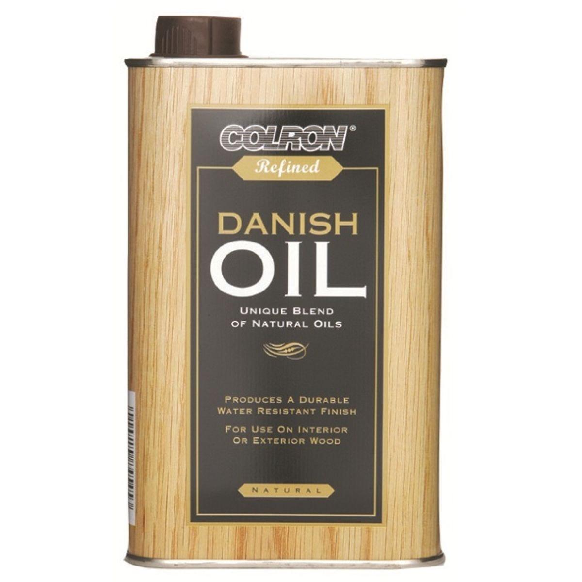 Colron Refine Danish Oil 500ml