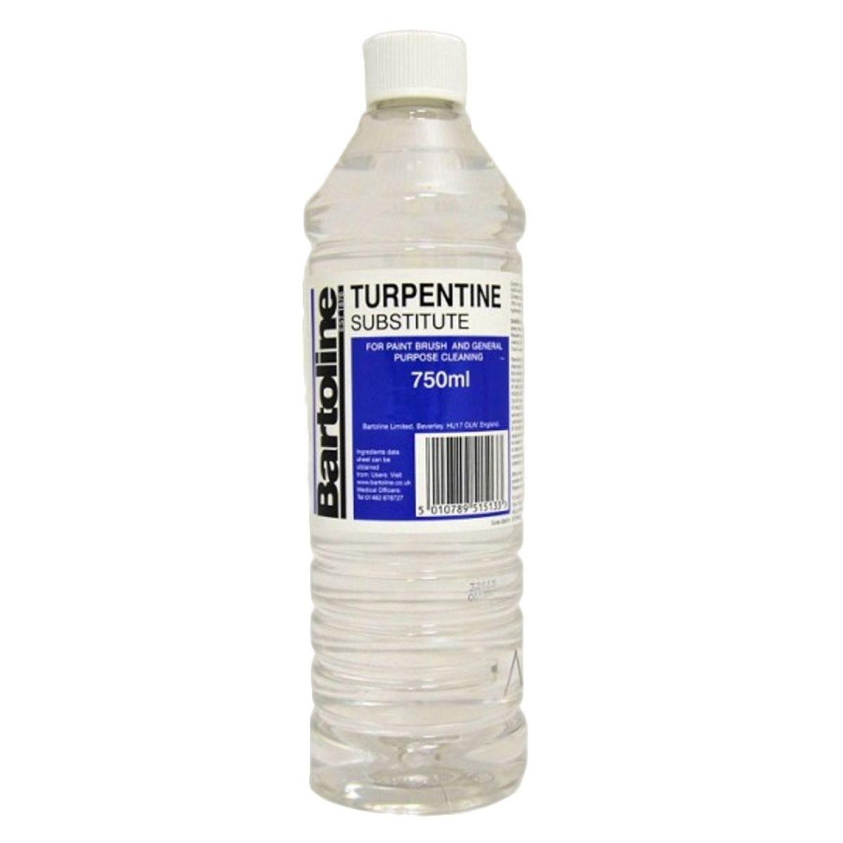 Bartoline Turpentine Substitute – 750ml
