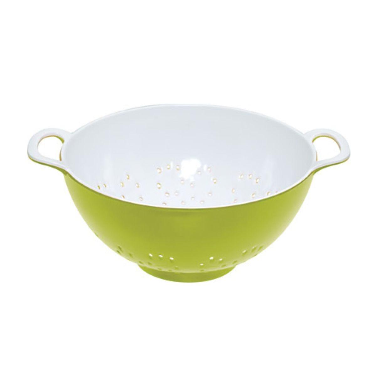 Kitchen Craft 15cm Melamine Colander Green