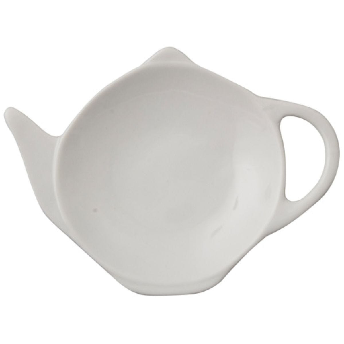 White Porcelain Tea Bag Tidy