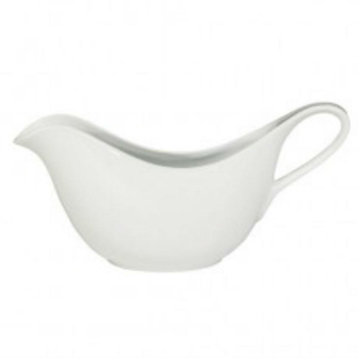 Robert Dyas White Porcelain Gravy Boat