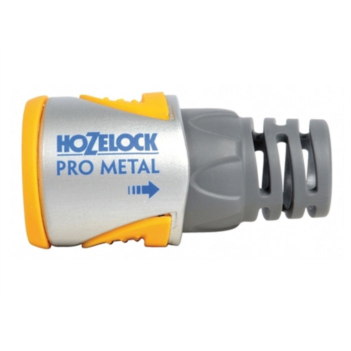 Hozelock Hose End Connector - 12.5mm & 15mm