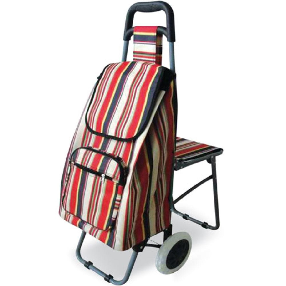 Lifemax Leisure Trolley With Seat