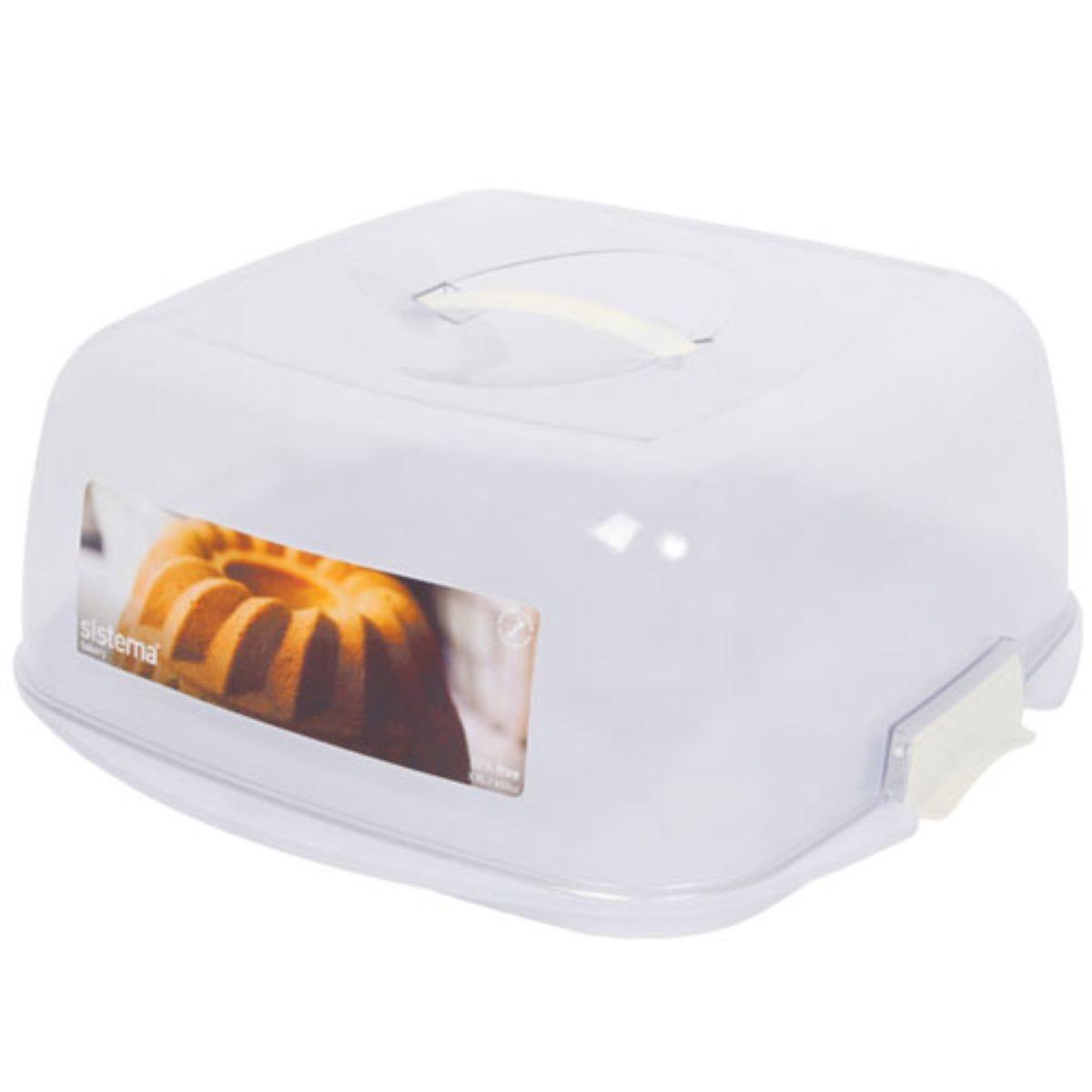 Sistema Bake It Cake Box 8.8L with Handle