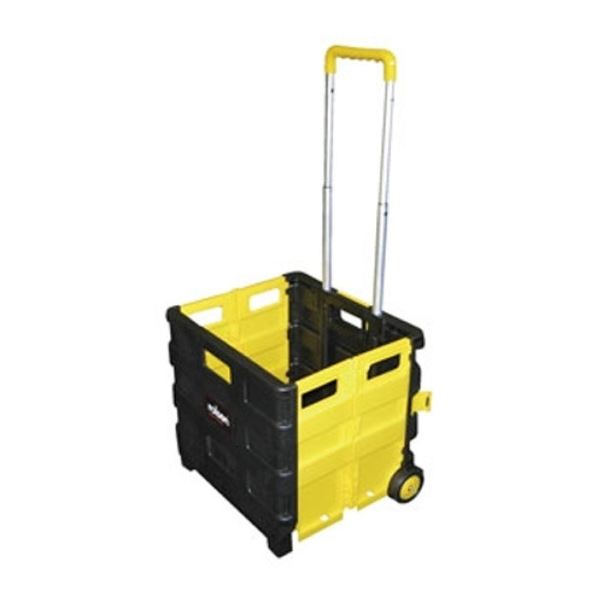 Rolson Folding Boot Cart with Wheels - 25kg