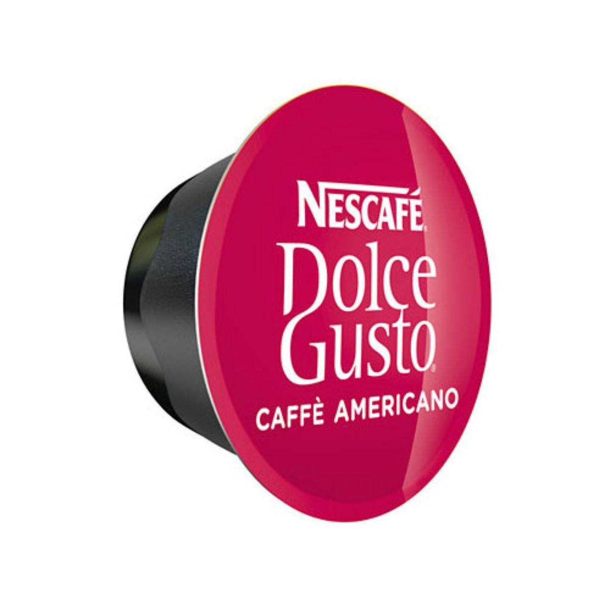 Nescafé Dolce Gusto Americano Pods - 16 Pack