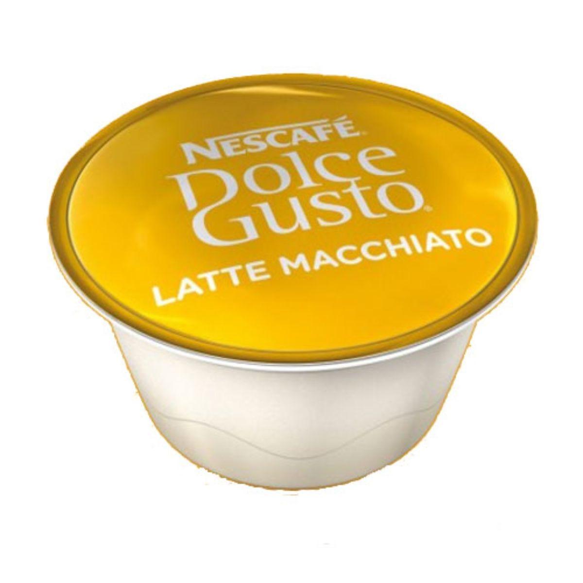 Nescafé Dolce Gusto Latte Macchiato Pods - 8 Pack