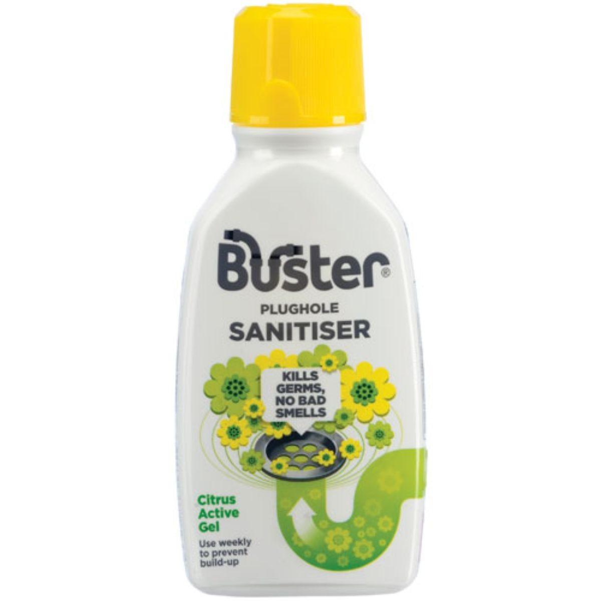 Buster Plughole Sanitiser Gel - 300ml