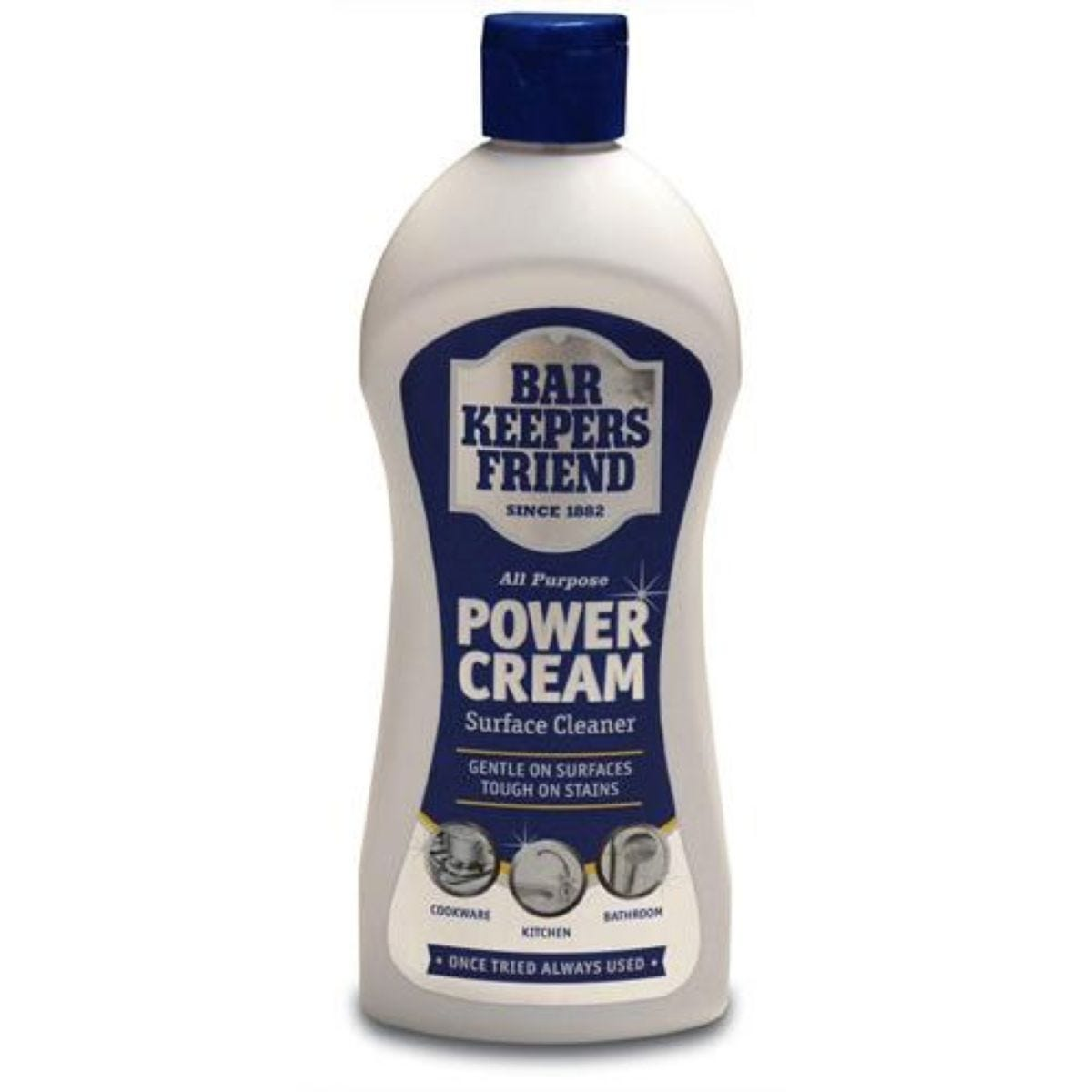 Bar Keeper's Friend Power Cream – 350ml