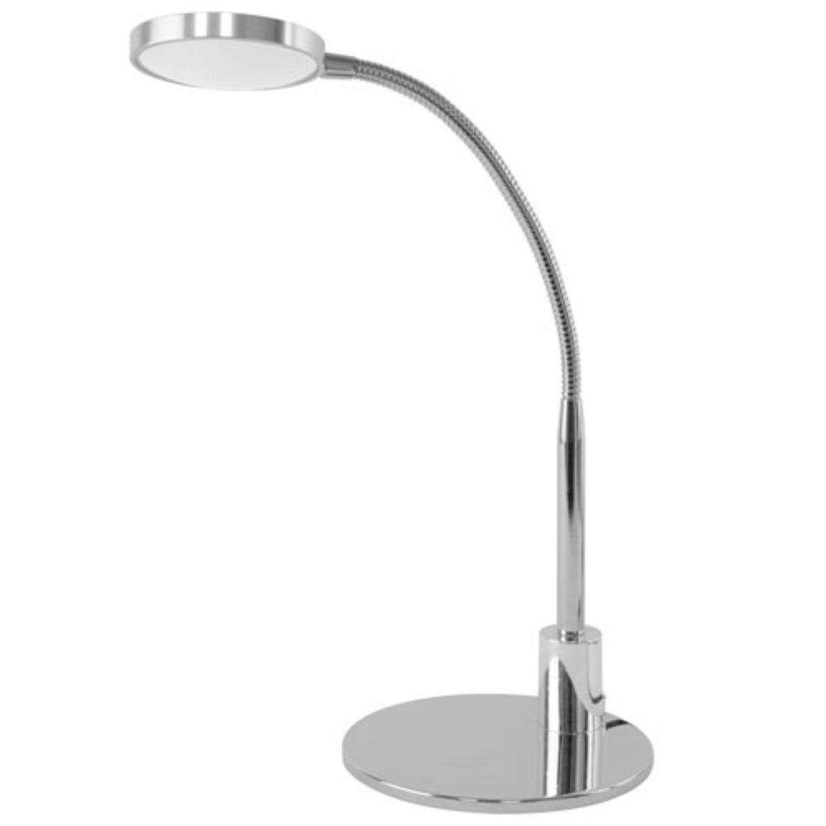 Alicante LED Desk Lamp - Silver