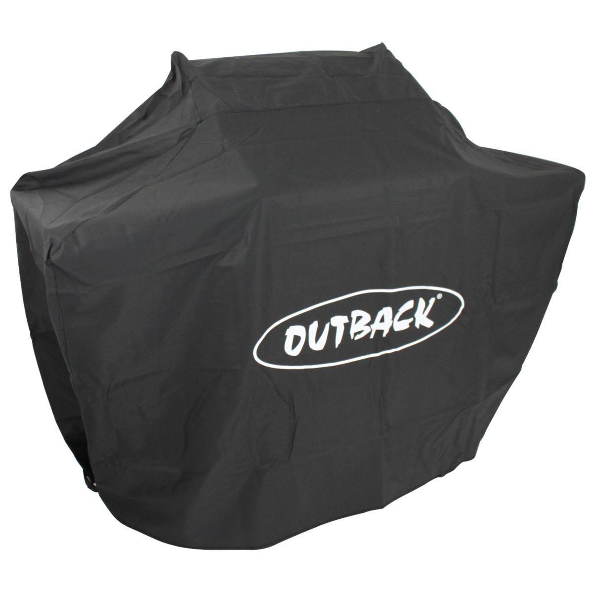 Outback Hunter/Spectrum 3-Burner Hooded BBQ Cover