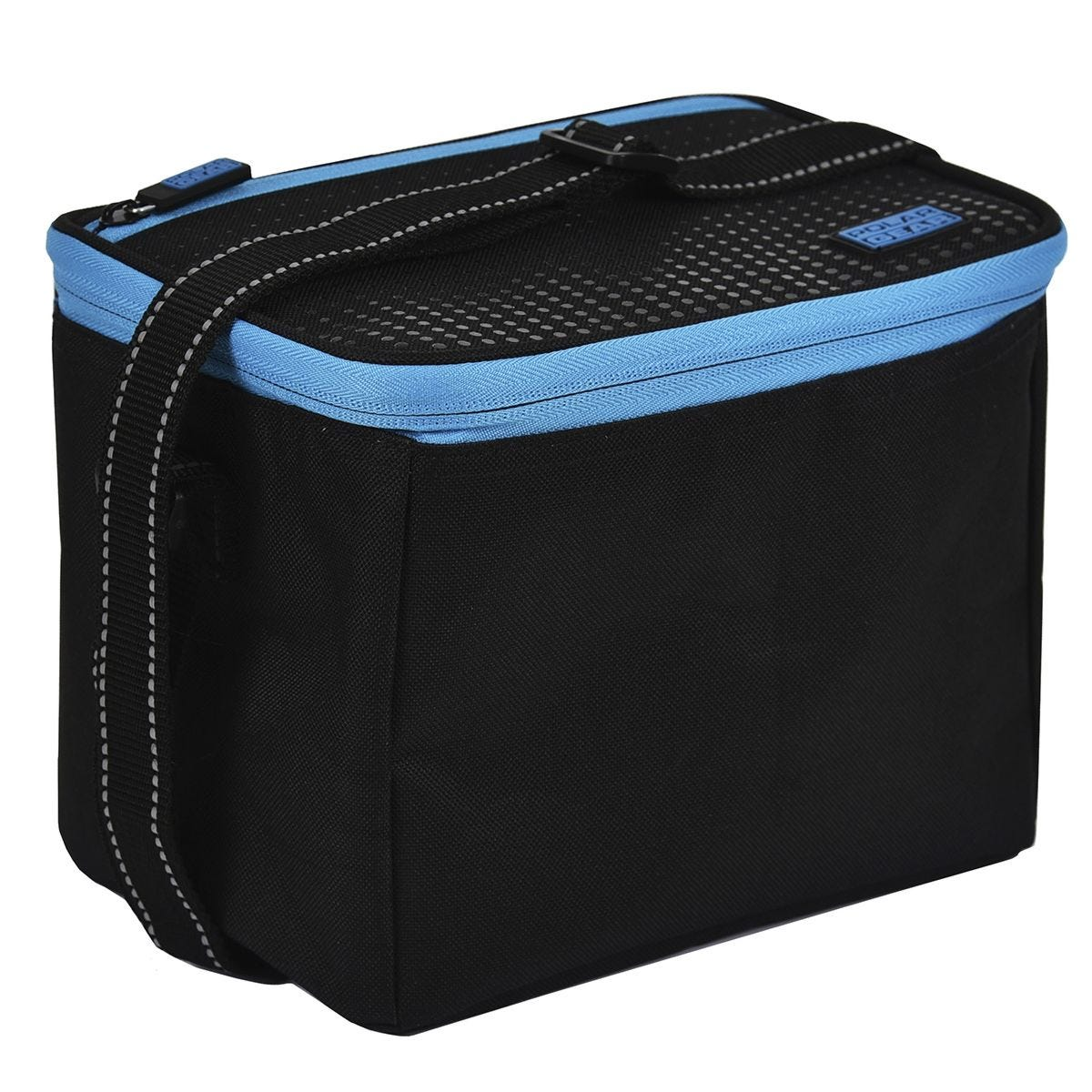 Polar Gear Personal Cool Bag Optic Dot - Blue
