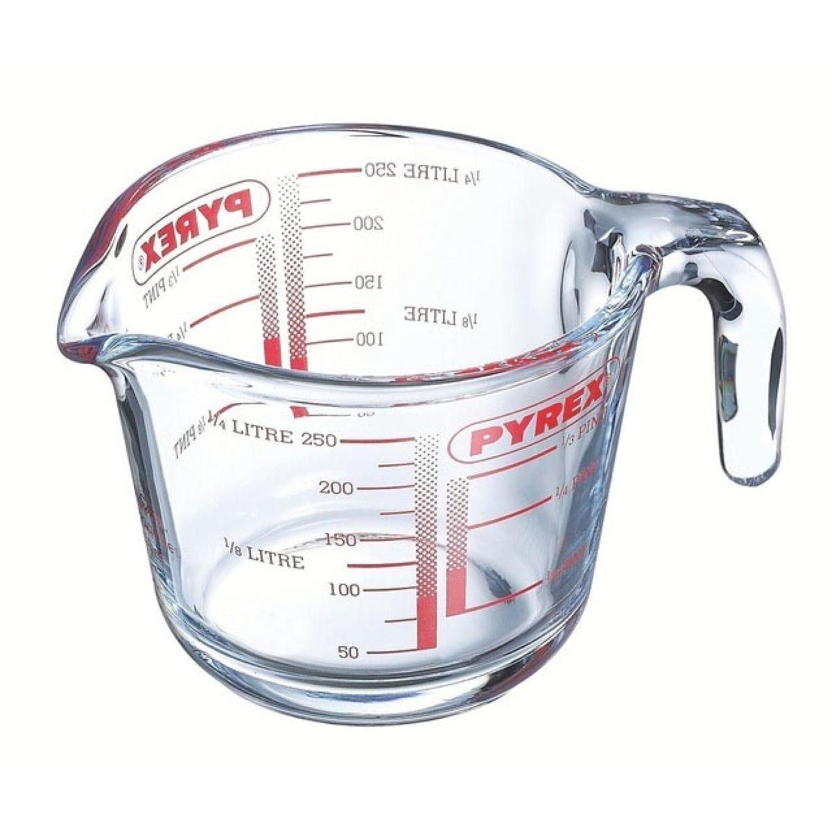 Pyrex 250ml Measuring Jug