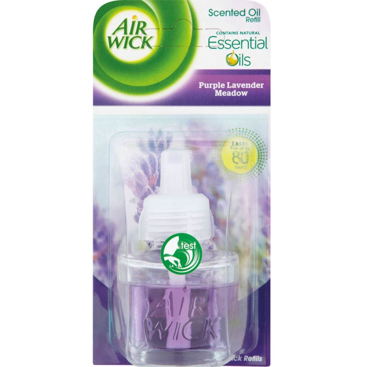 Airwick Purple Meadow Lavender Electric Refill