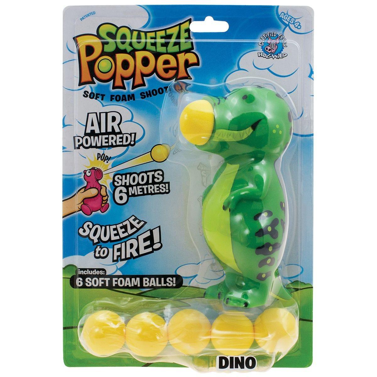 Dino Squeeze Popper