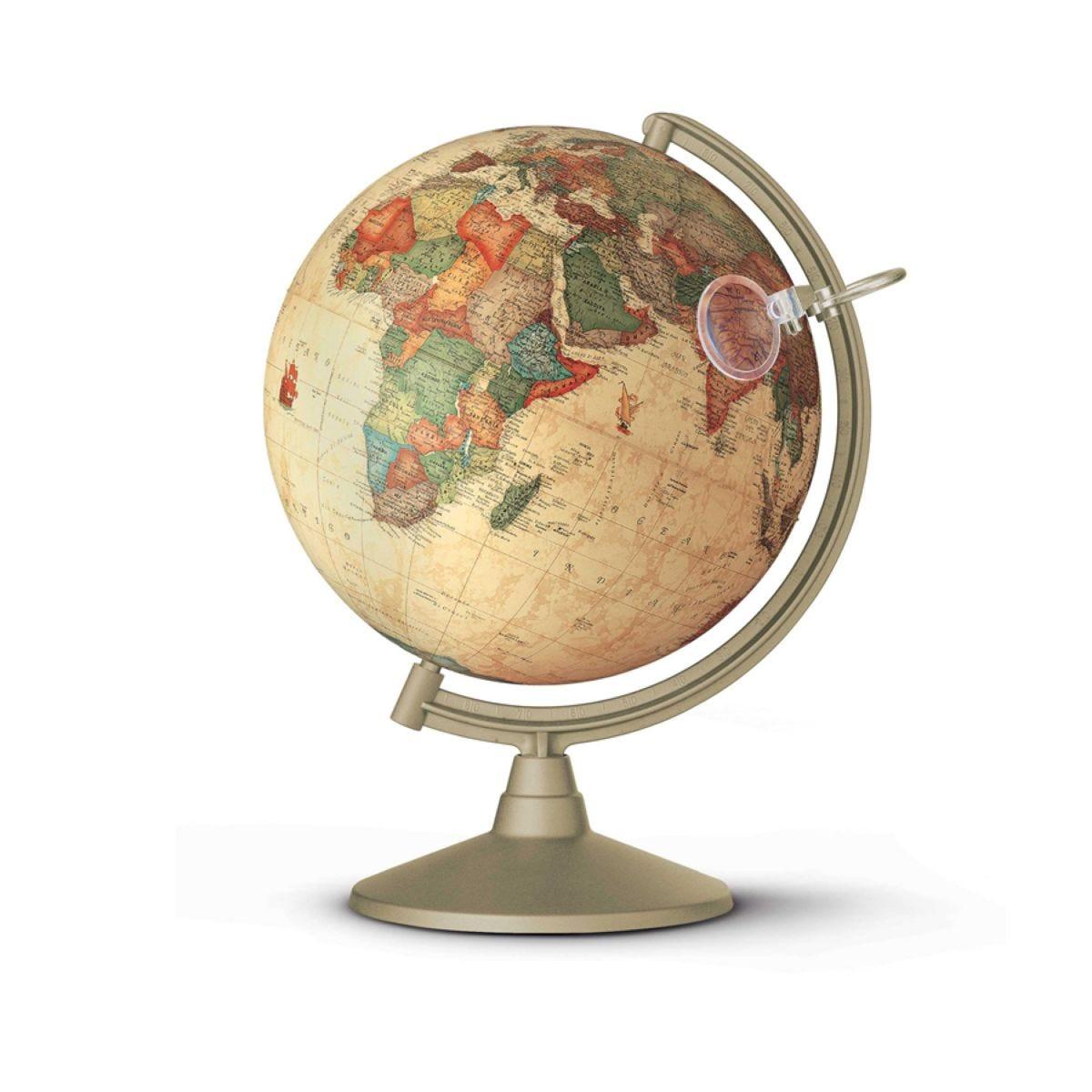 Nova Rico 30cm Illuminated Globe - Marco Polo