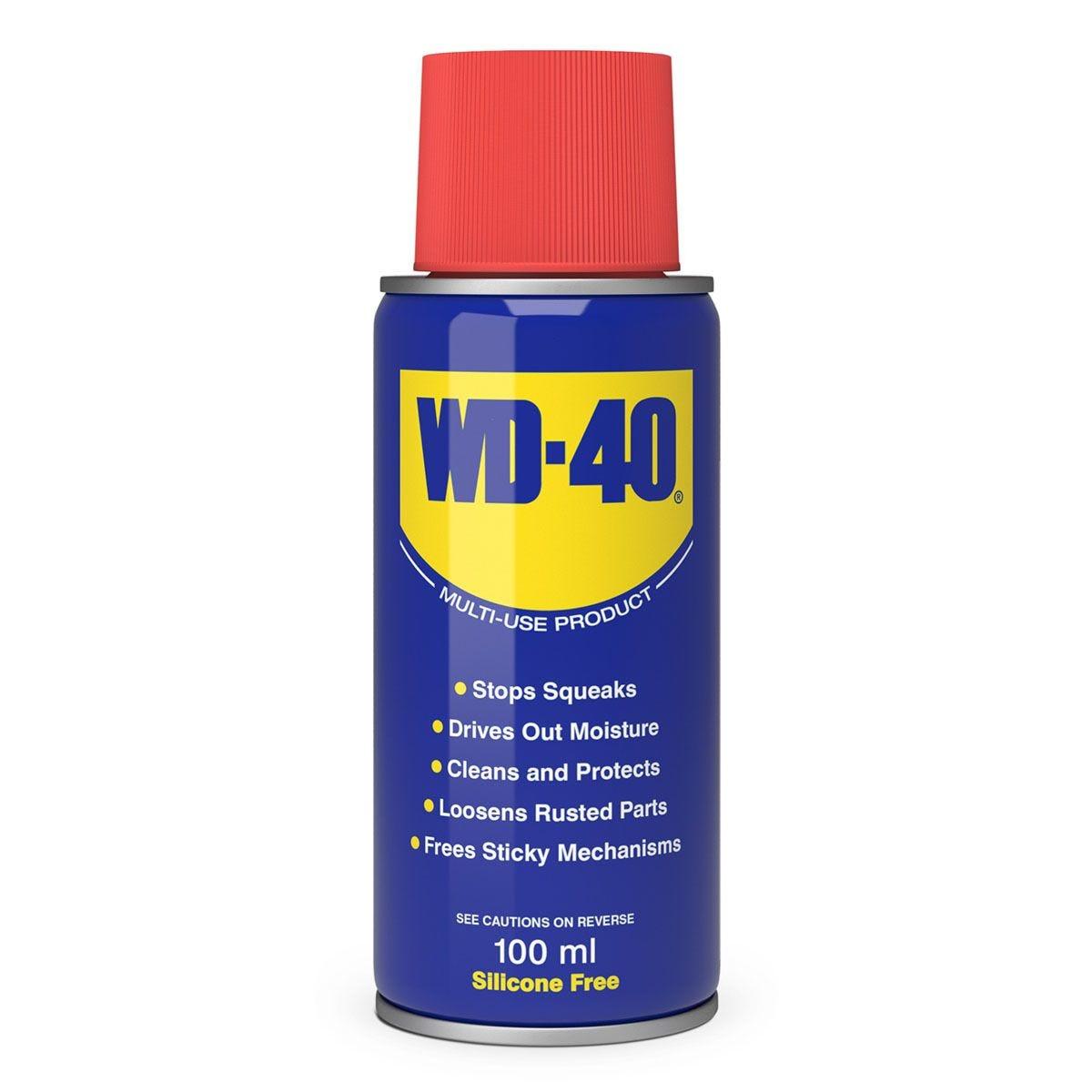 WD-40 Multi-Use Lubricant - 100ml