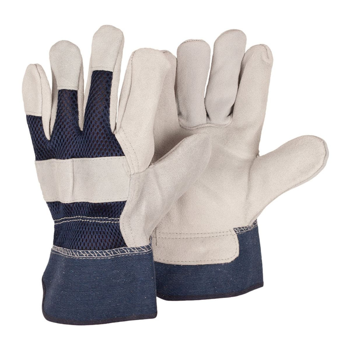 Briers Rigger Gloves (Large) - Twin Pack