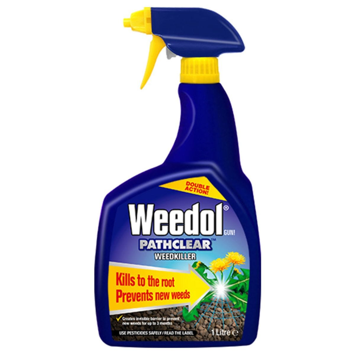 Weedol Ready-To-Use Pathclear – 1L