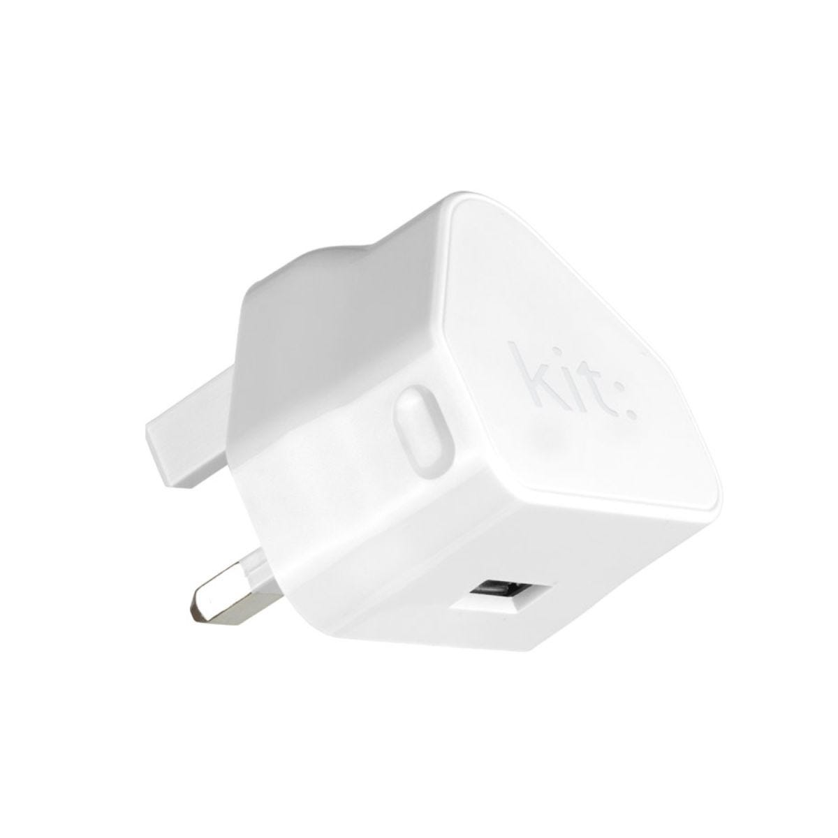 Kit USB 2.1 Amp Eco Mains Charger