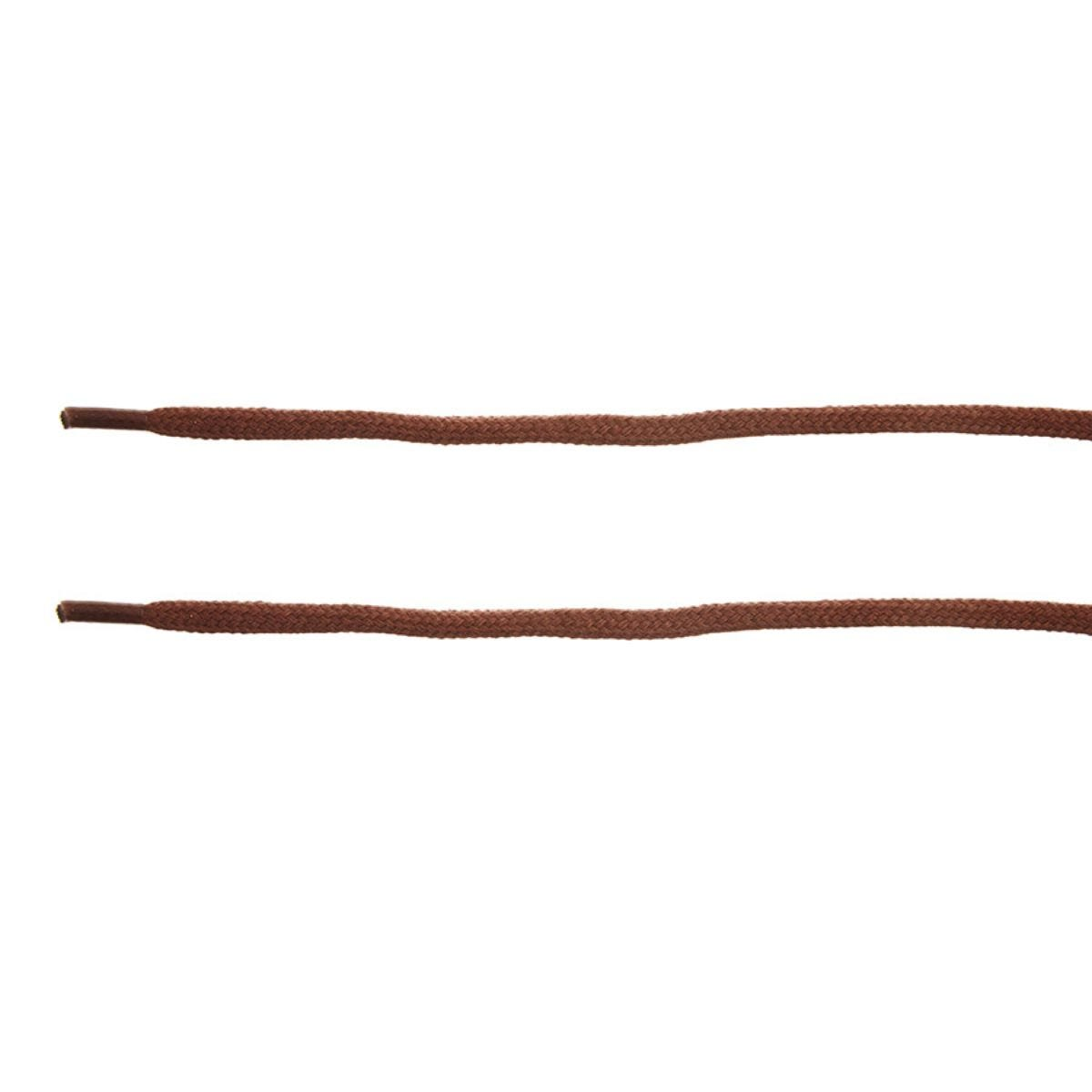 Punch Round Brown Laces – 140cm