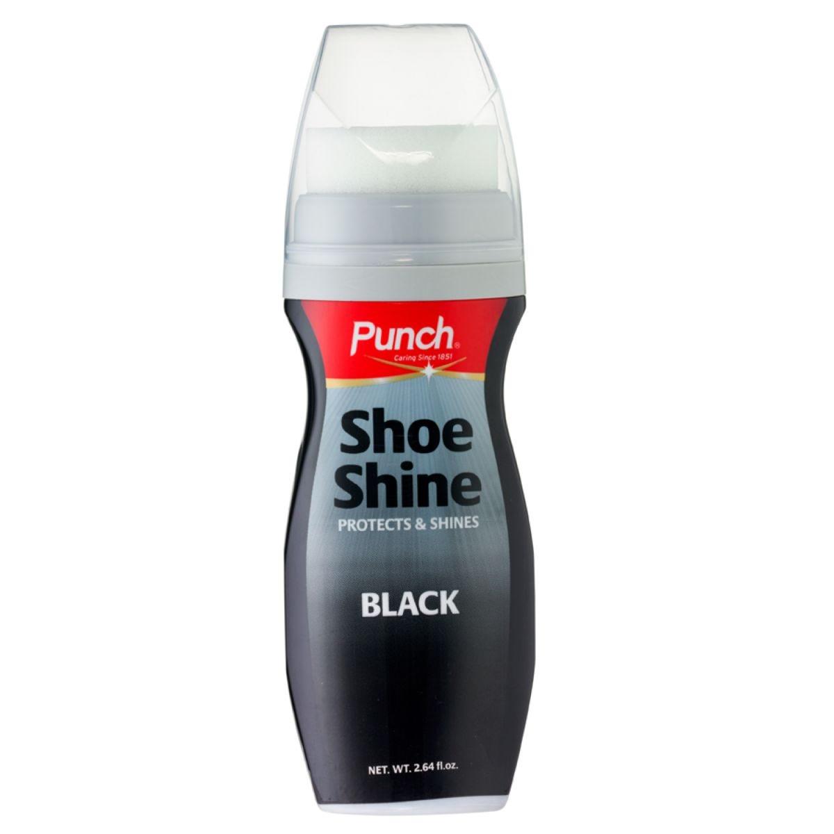 Punch Shoe Polish – Black