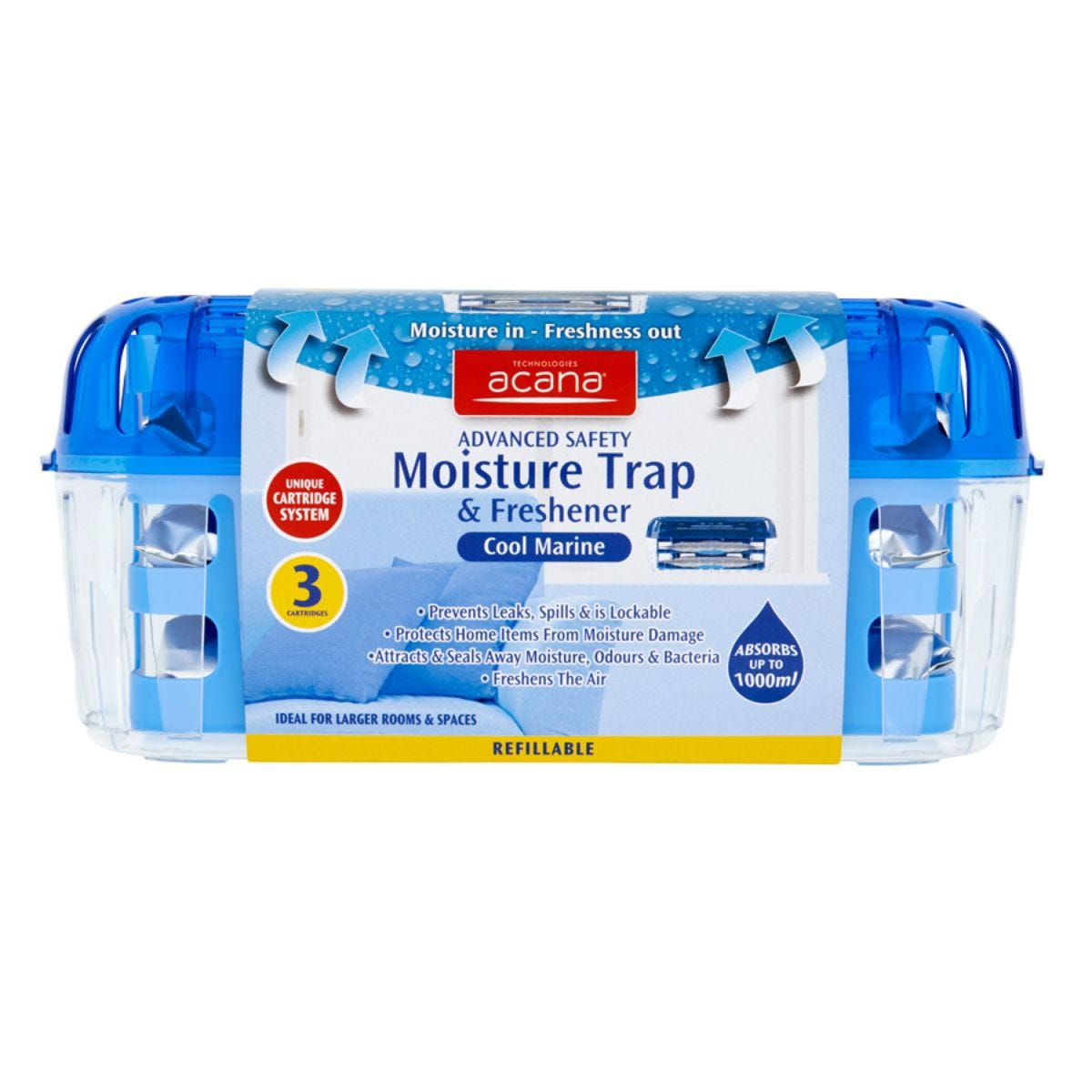 Acana Advanced Moisture Trap