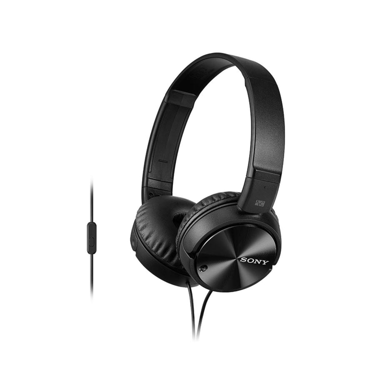 Sony Noise-Cancelling Headphones - Black