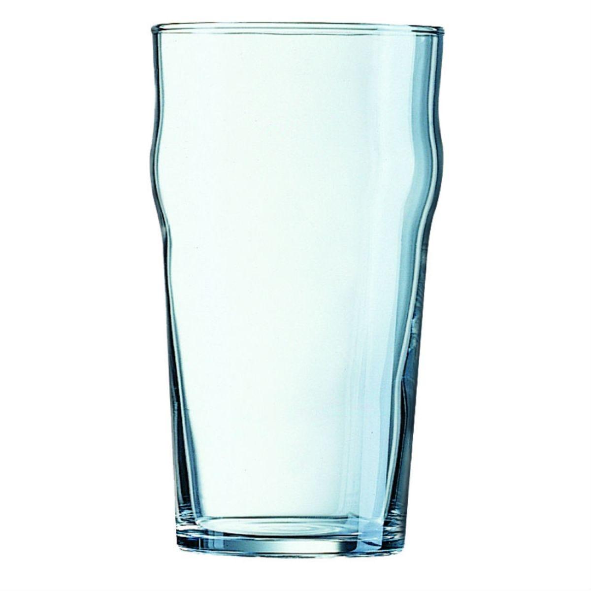 Luminarc 58CL Pint Glass - Clear