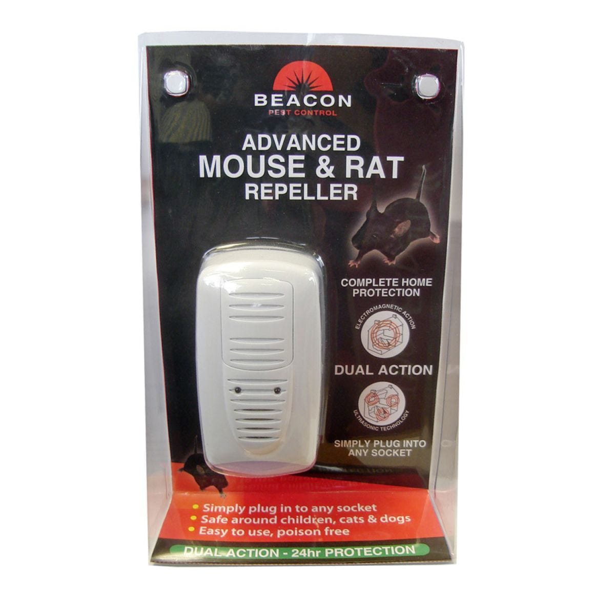 Rentokil Beacon Advanced Mouse and Rat Repeller