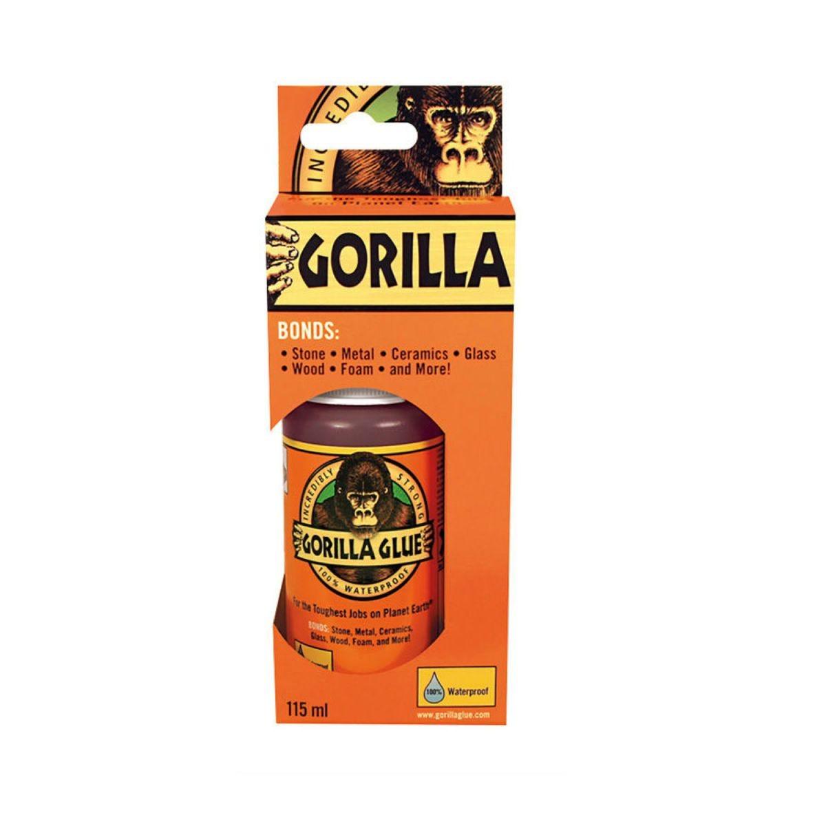 Gorilla Glue High Strength Waterproof Adhesive – 115ml