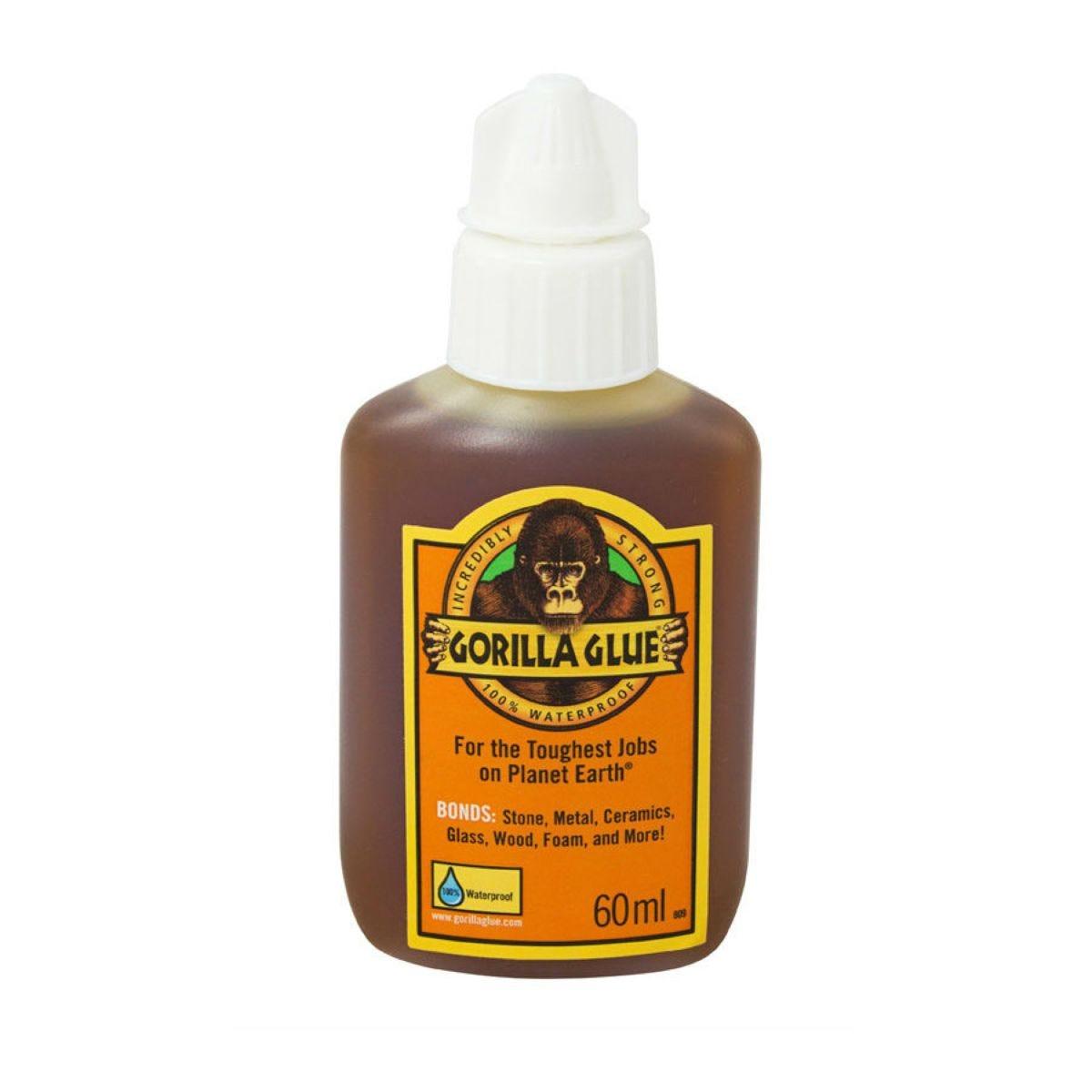Gorilla Glue High Strength Waterproof Adhesive - 60ml