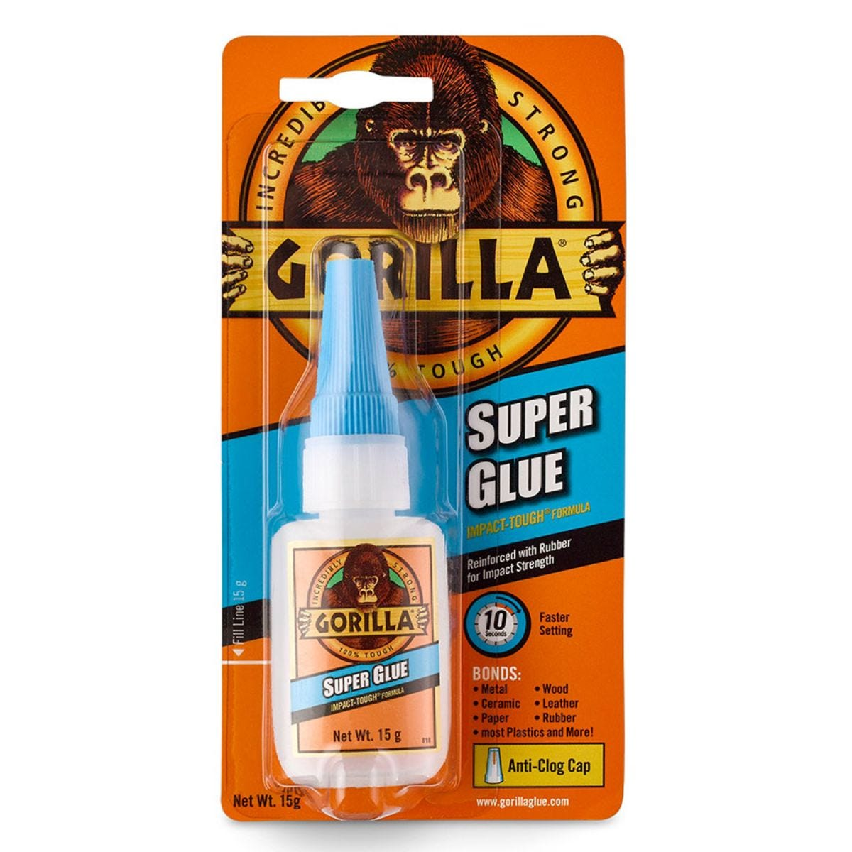 Gorilla Superglue - 15g