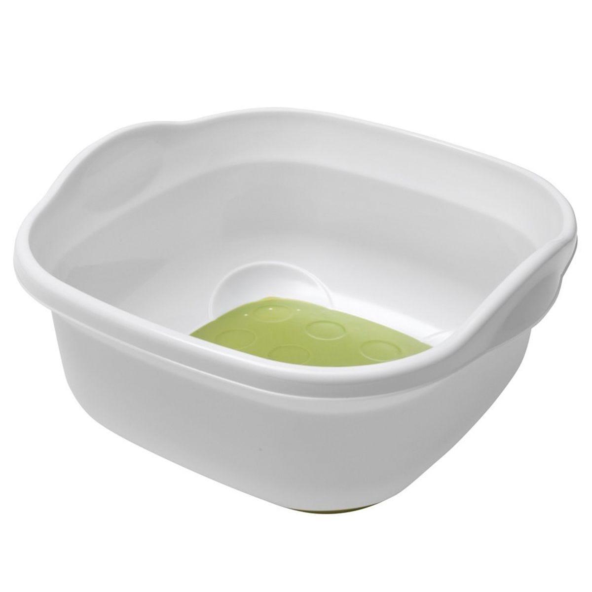 Addis Washing Up Bowl – White/Green