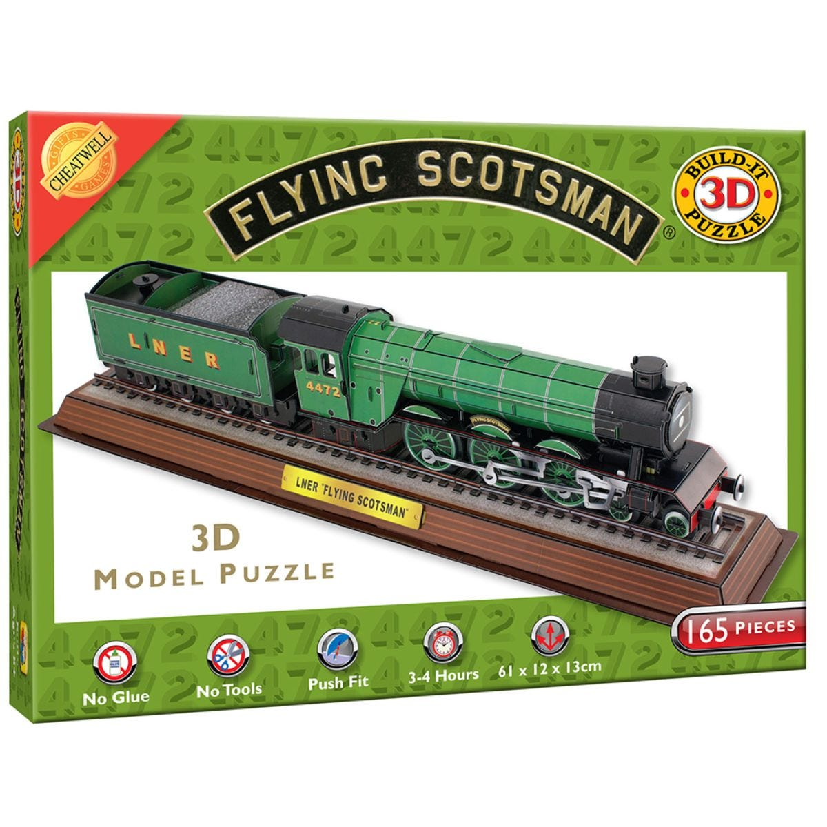 Build Your Own Flying Scotsman