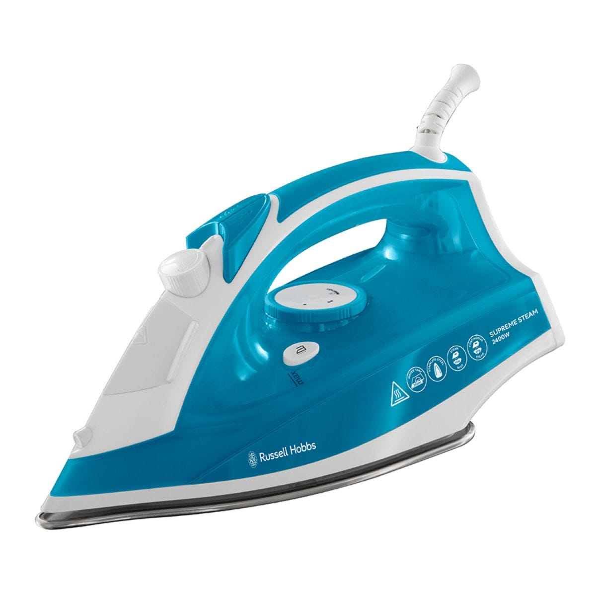 Russell Hobbs 23061 Supreme Steam 2400W Traditional Iron – Blue
