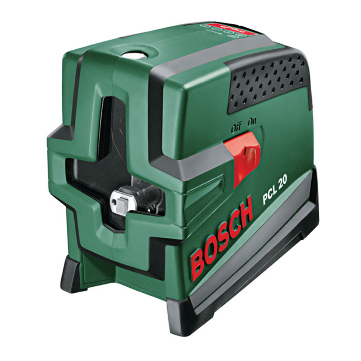 Bosch PCL 20 Cross Line Laser with Plumb Function