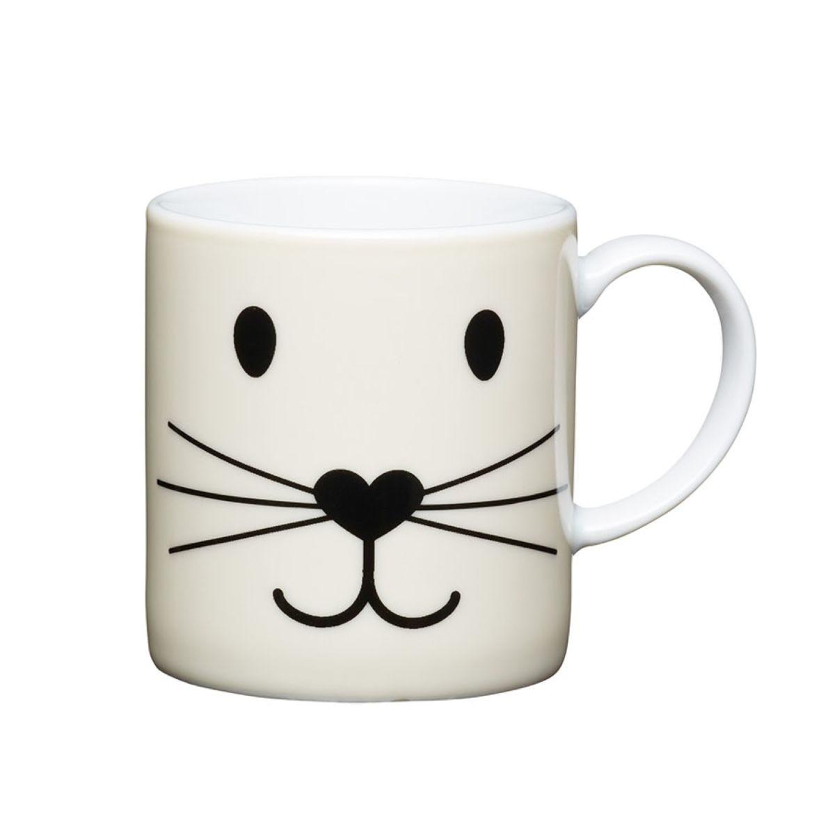 KitchenCraft Cat Espresso Cup