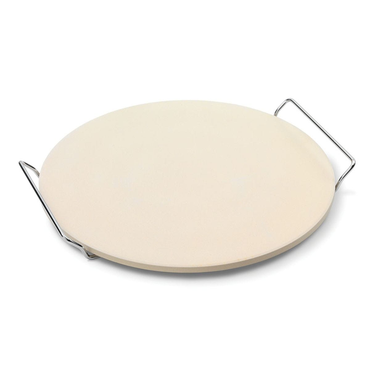 Jamie Oliver Ceramic Pizza Stone - Cream