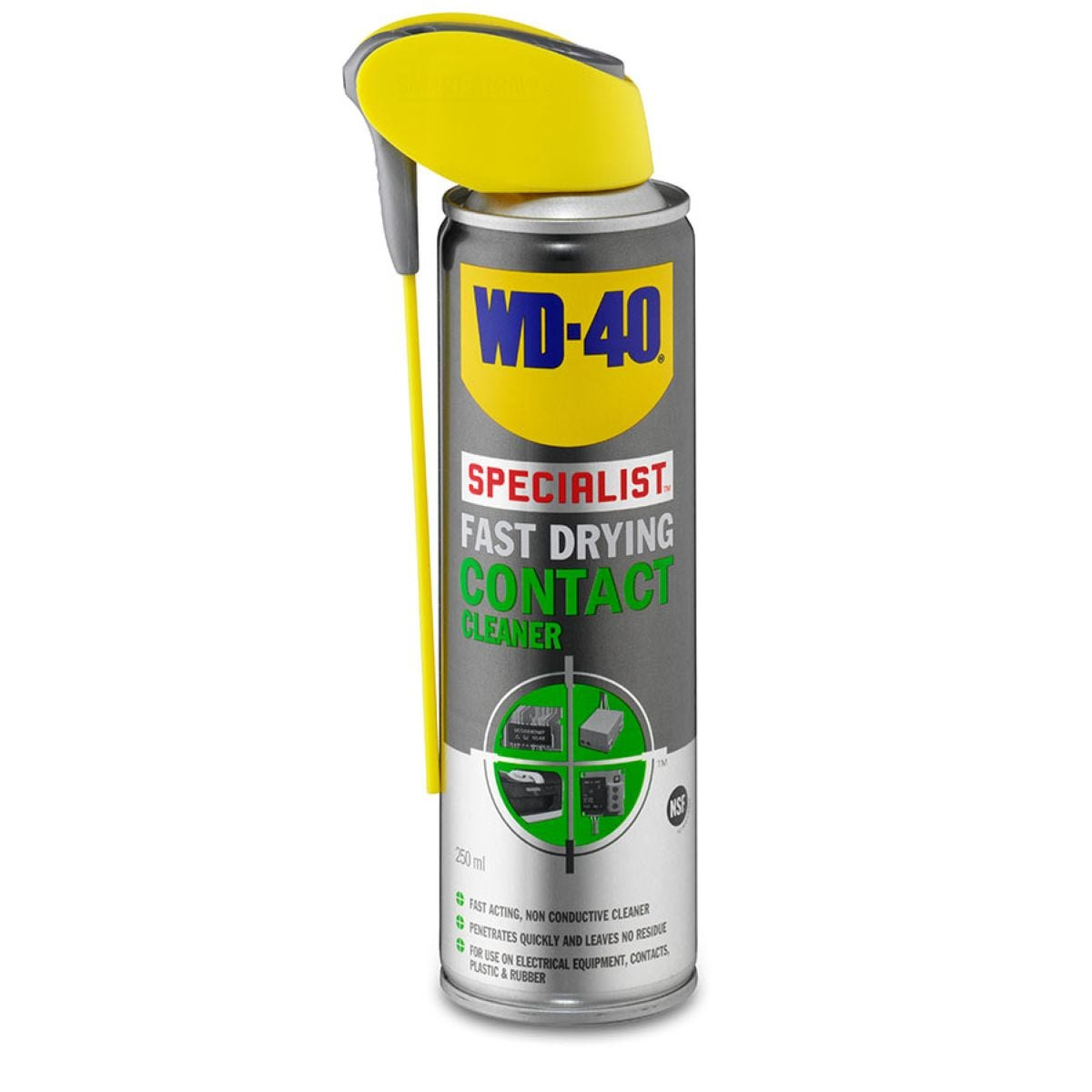 WD-40 Specialist Contact Cleaner – 250ml