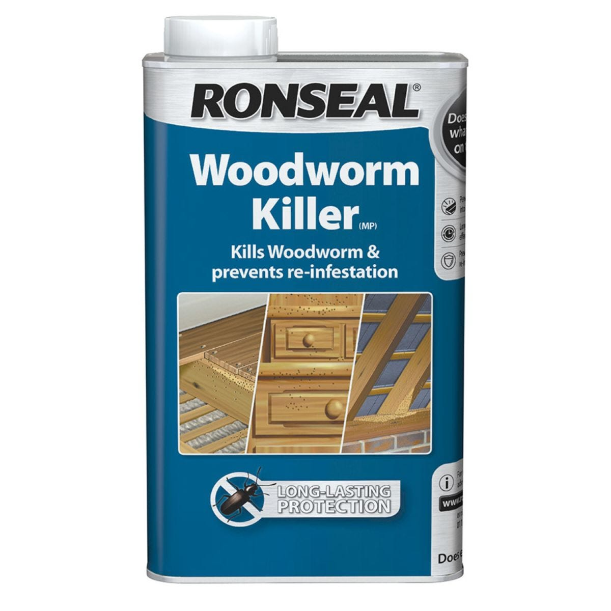 Ronseal Wood Worm Killer