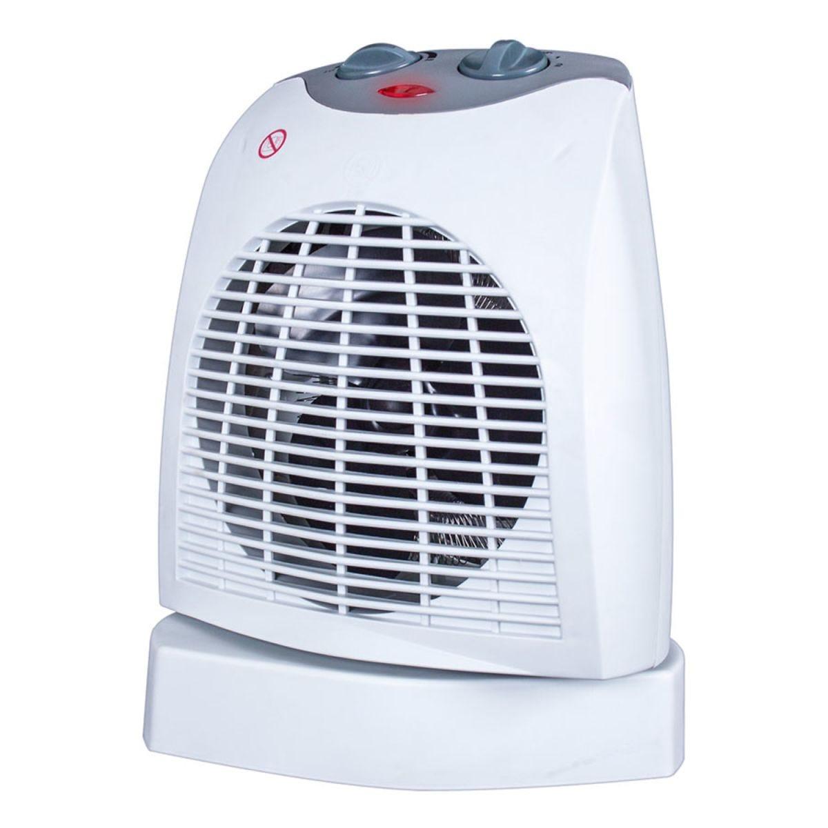 Silentnight 2kW 90° Oscillating Fan Heater