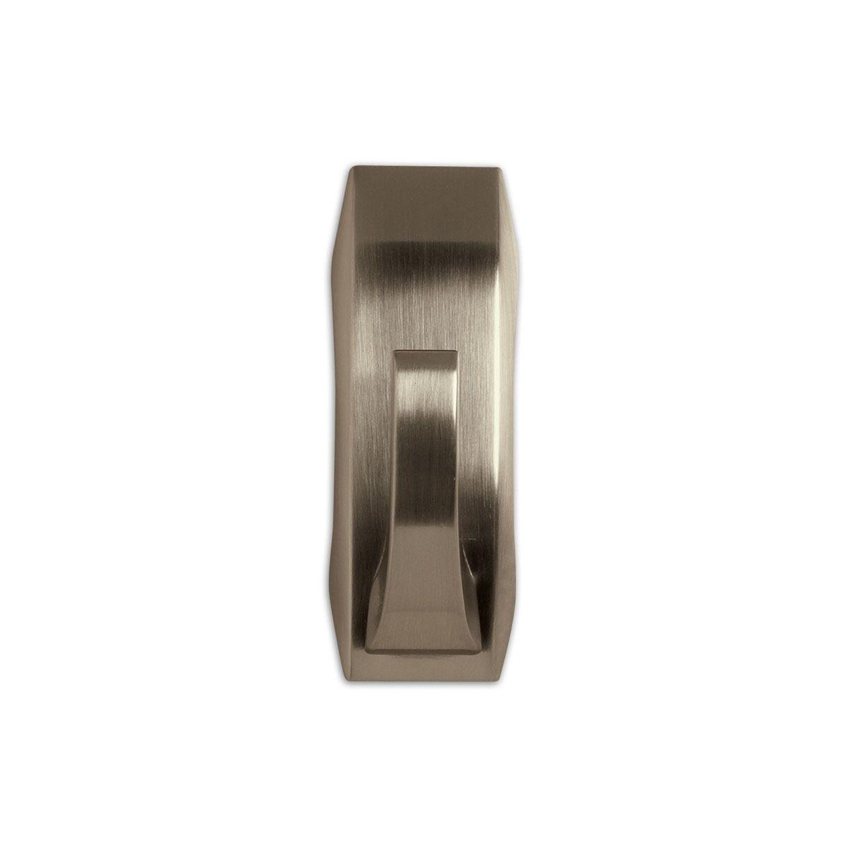 3M Command Bathroom Hook – Silver