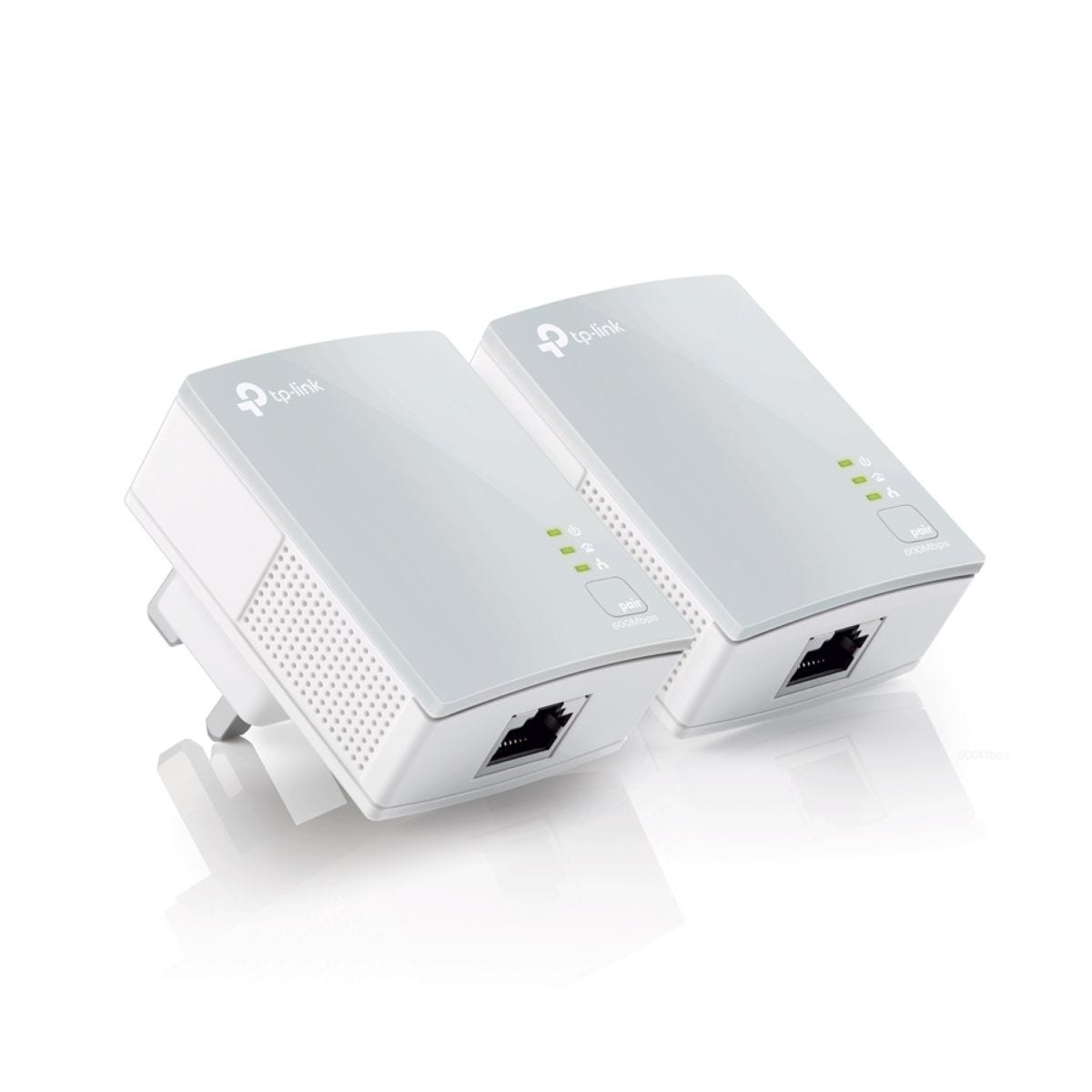 TP-Link AV600 Nano Powerline Adapter – Starter Kit
