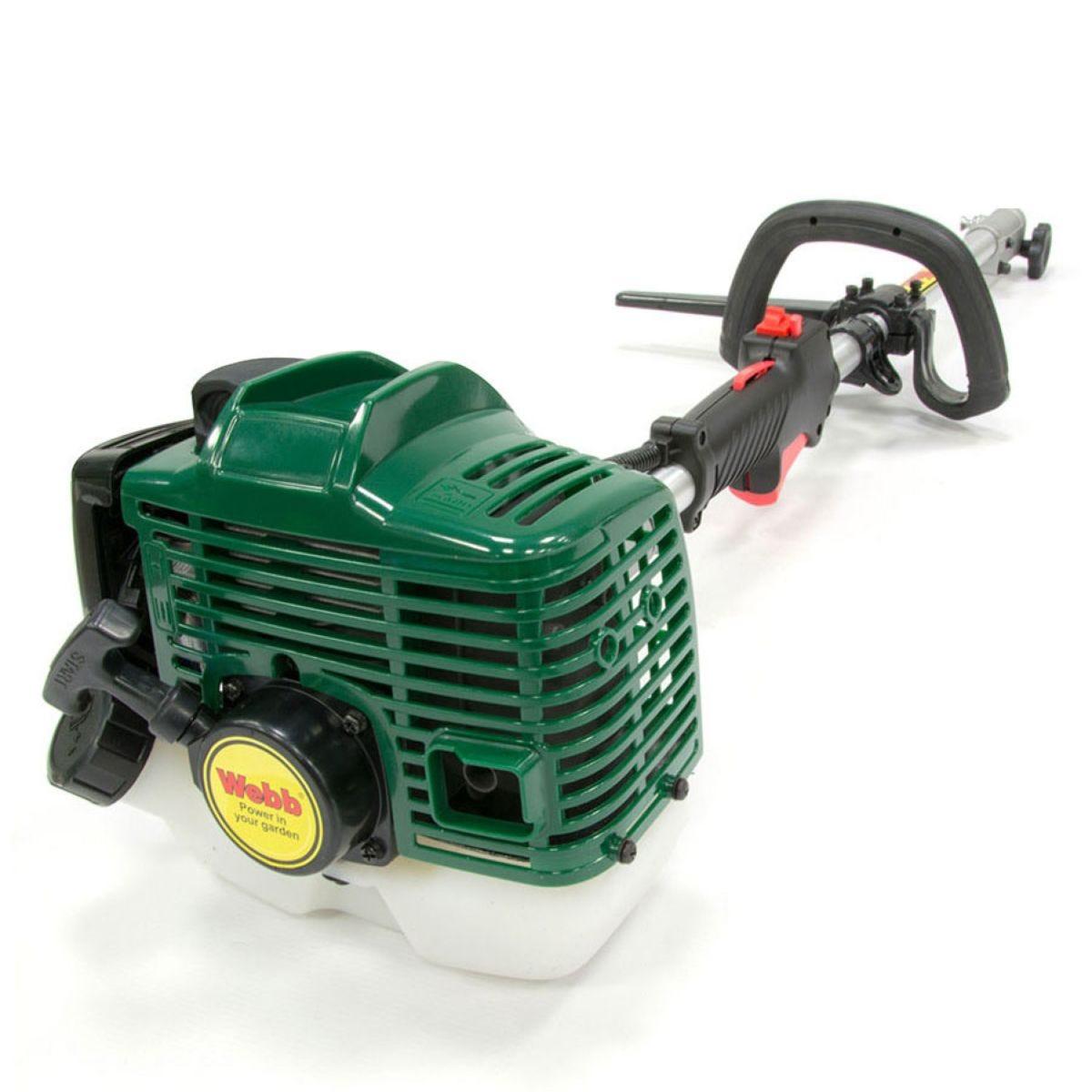 Webb MC26 4-in-1 Two-Stroke Petrol Multi Cutter