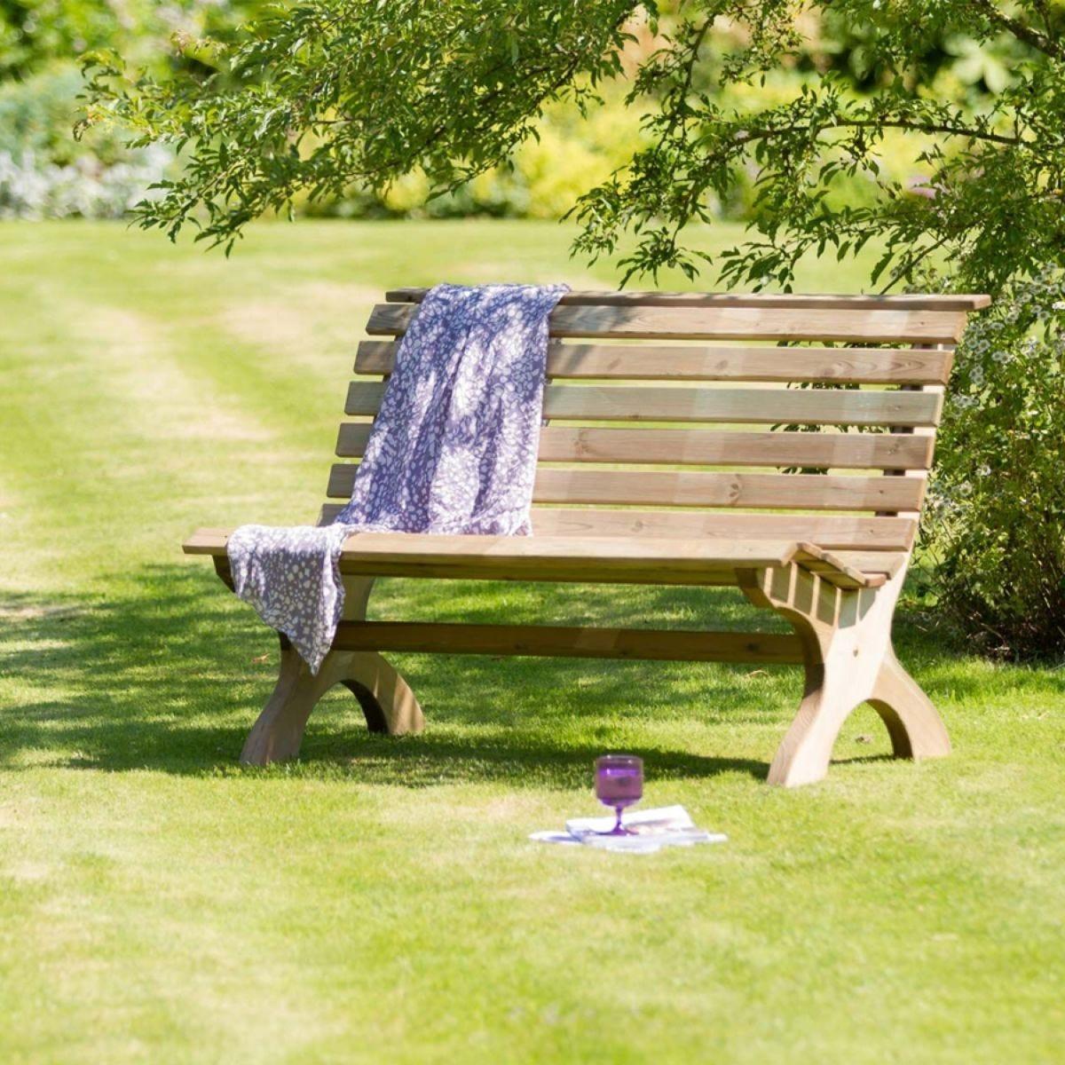 Zest4Leisure Harriet Park Bench