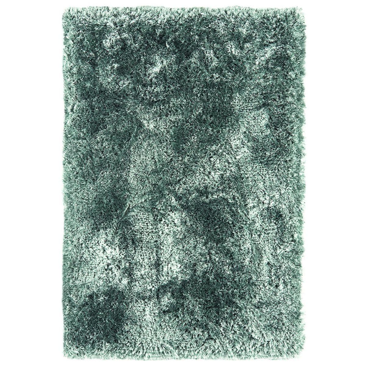 Asiatic Plush Shaggy Rug, 140 x 200cm - Ocean