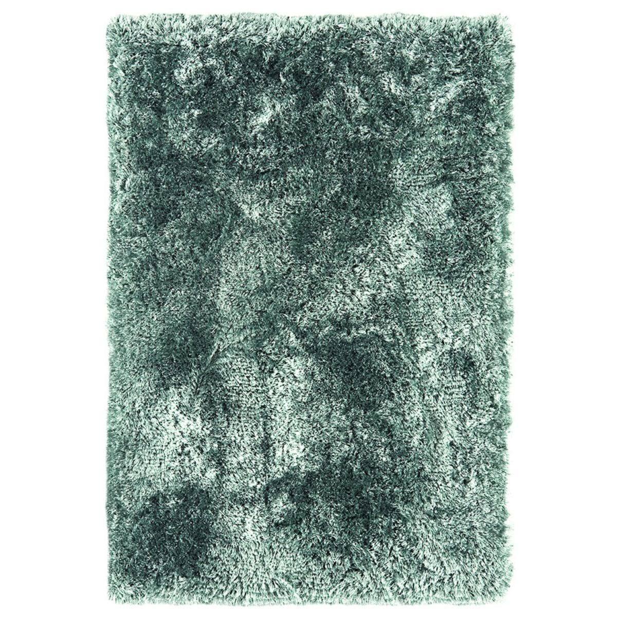 Asiatic Plush Shaggy Rug, 120 x 170cm - Ocean