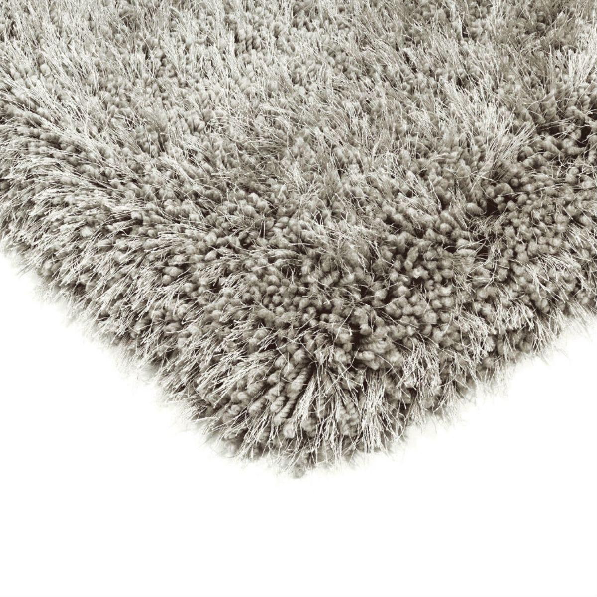 Asiatic Cascade Rug, 160 x 160cm - Silver
